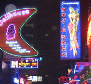The best Agogo bars in Bangkok Thailand