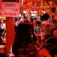 Thai beer bar
