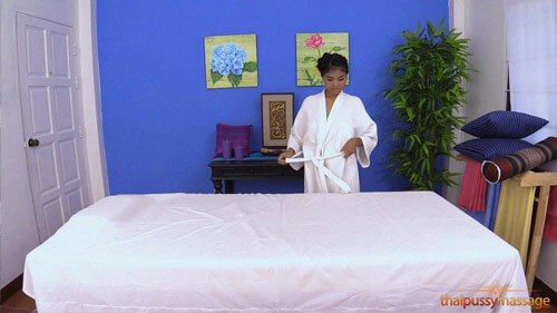 Thai oily massage