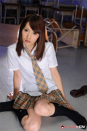 Japanese school girl porn