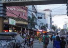 Walking Street in Angeles City