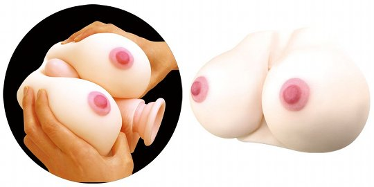 Japanese oppai toy
