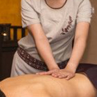 Filipina massage