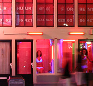 Amsterdam's red light districts