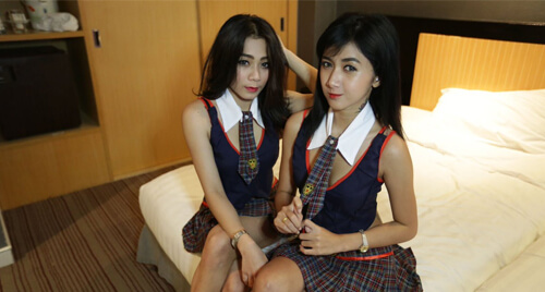 Burmese prostitutes