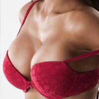 big brown Malay boobs