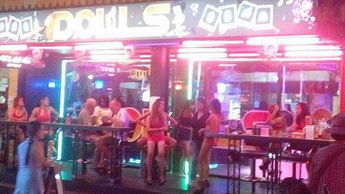 dolls agogo Pattaya