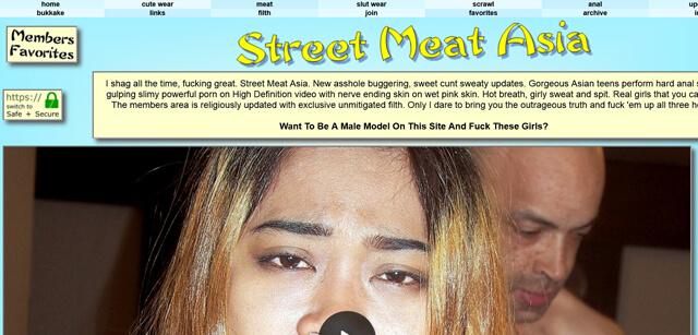 Street Meat Asia
