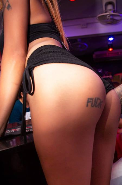 Thai fuck ass tattoo