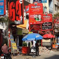 street 136 bars phnom penh