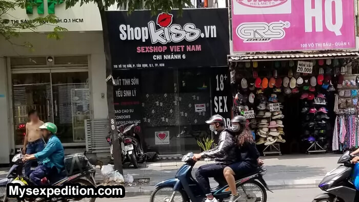Shopkiss VN Ho Chi Minh City