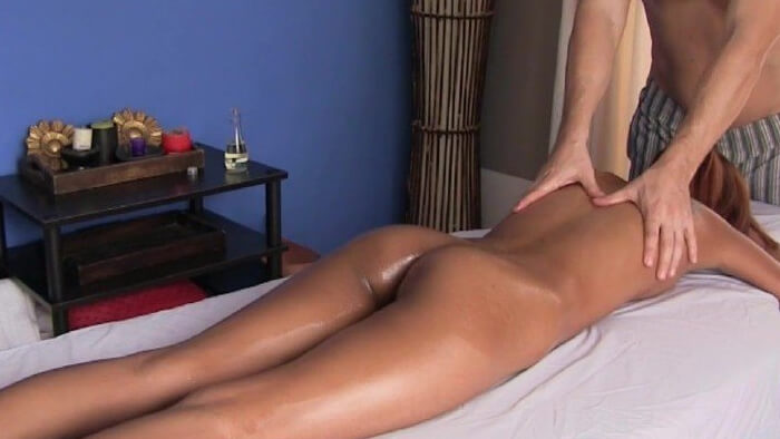 Thai wife pussy massage