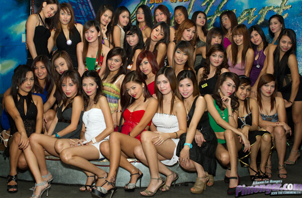 Filipina prostitutes in Angeles City