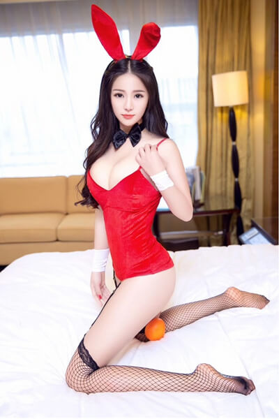 Hot honey girl in Hong Kong