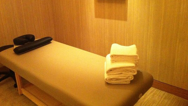 massage room in singapore