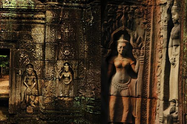 Temple Town Cambodia