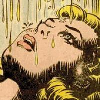 golden shower comic