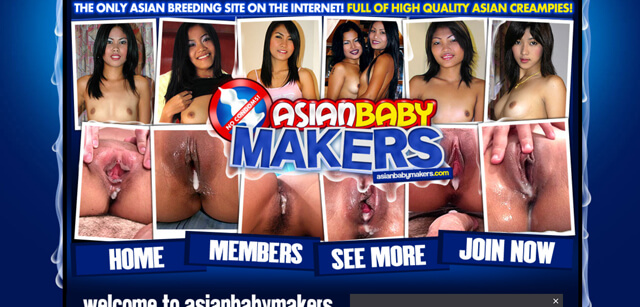 Asian Baby Makers breeding site