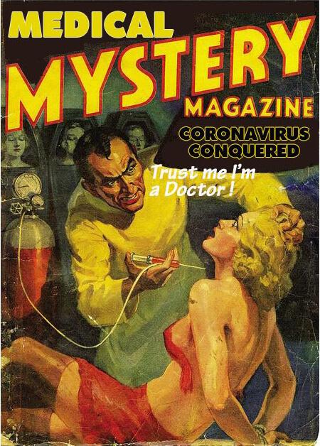 coronavirus conquered