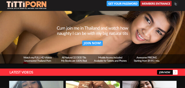 Tittiporn big Thai boobs