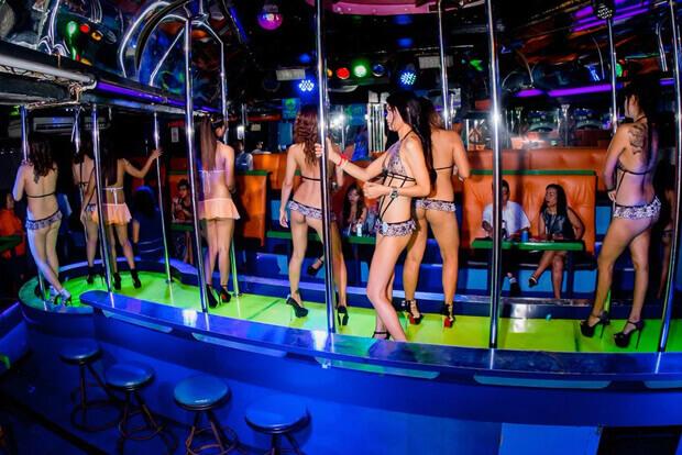 Erotica go go Nana Bangkok