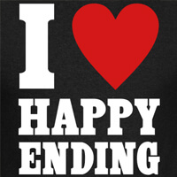 i love happy ending
