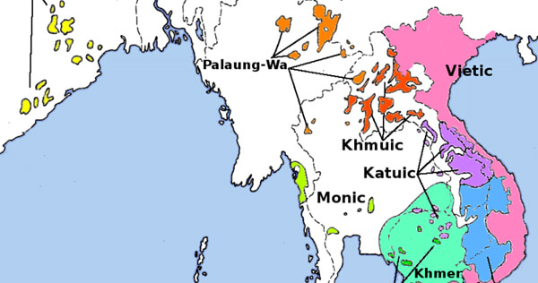 languages in southeast asia