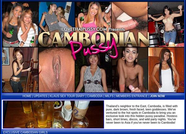 Cambodia Pussy Site
