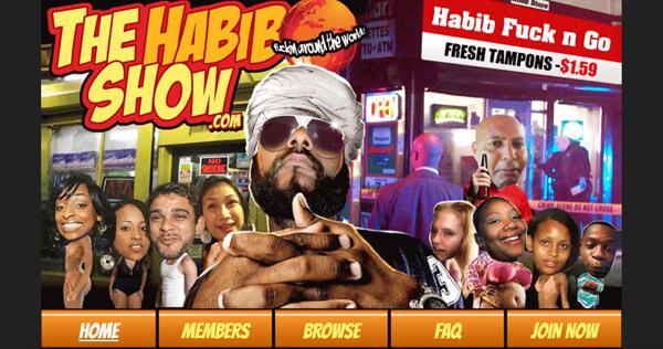 The Habib Show porn site